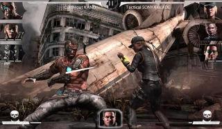 Мортал Комбат 10 (Mortal Kombat X)