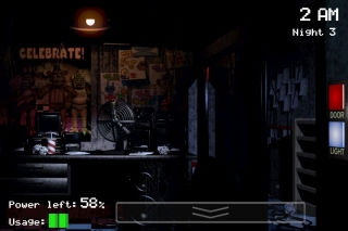 ���� ����� � ������ (Five Nights at Freddy's)