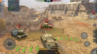 ��� ������: ���� (World of Tanks: Blitz)