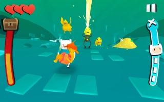 Время приключений: Время наизнанку (Adventure Time: Time Tangle)