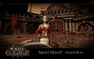 Ярость гладиатора (Rage of the Gladiator)