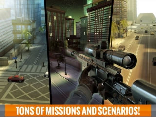 �������-������ 3D: ������� �� ��������� (Sniper Assassin 3D: Shoot to Kill)