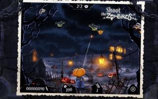 Пристрели зомби-птиц (Shoot The Zombirds)