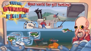 ����� ������� � ��������� (Super Dynamite Fishing)