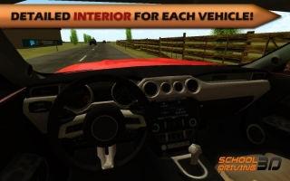����� �������� 3D (School Driving 3D)