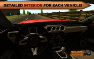 Школа вождения 3D (School Driving 3D)