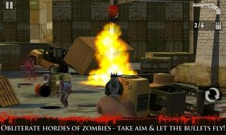 Убийца по контракту: Зомби (Contract Killer: Zombies)