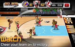 Большие победы: Баскетбол (Big Win: Basketball)