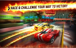 Гонщики-лихачи (Hot Rod Racers)