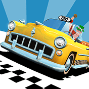 �������� �����: ��������� ������ (Crazy Taxi: City Rush)