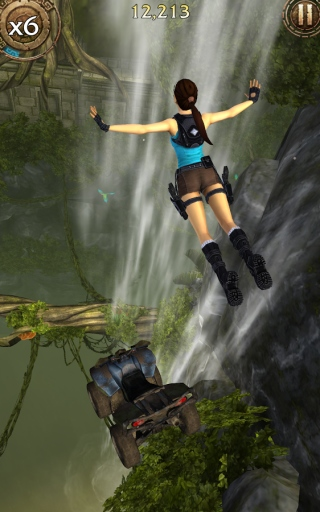 Лара Крофт: Бег за реликвиями (Lara Croft: Relic Run)