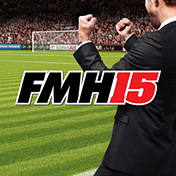 Football Manager Handheld 2015 иконка