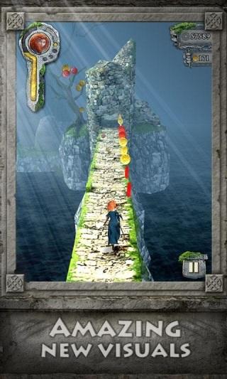 Побег из храма: Храбрая сердцем (Temple Run: Brave)