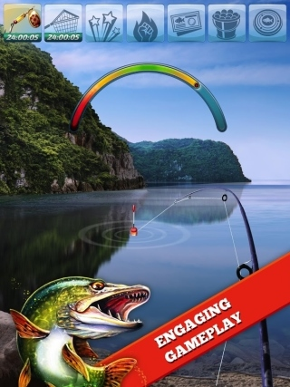 На рыбалку (Let's Fish: Sport Fishing)