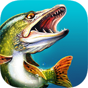 Let's Fish: Sport Fishing иконка
