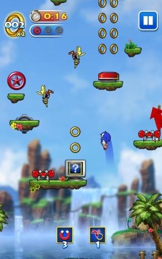 Прыжок Соника (Sonic Jump)