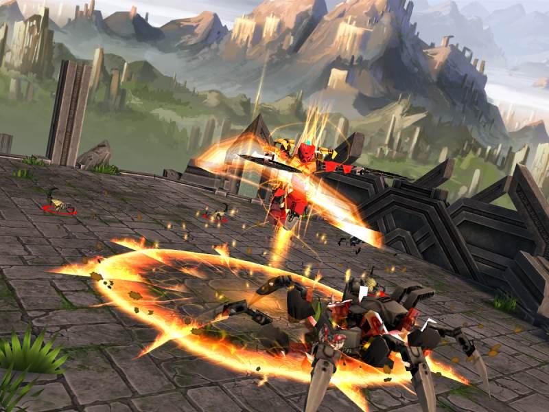 Игра Lego Bionicle Скачать Торрент - фото 4