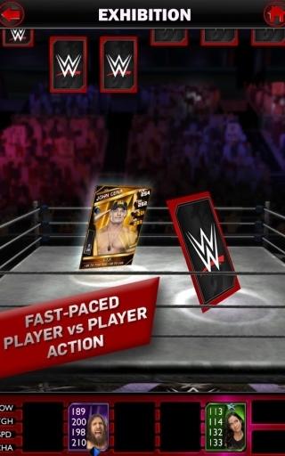 Мировой реслинг: Суперкарты (WWE SuperCard)