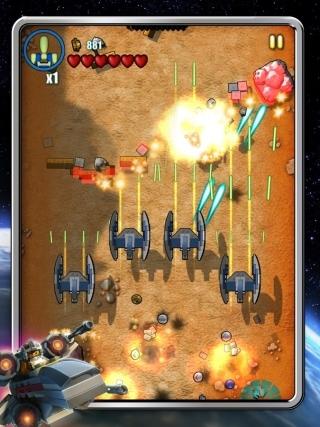 ЛЕГО Звёздные войны: Микробойцы (LEGO Star Wars: Microfighters)