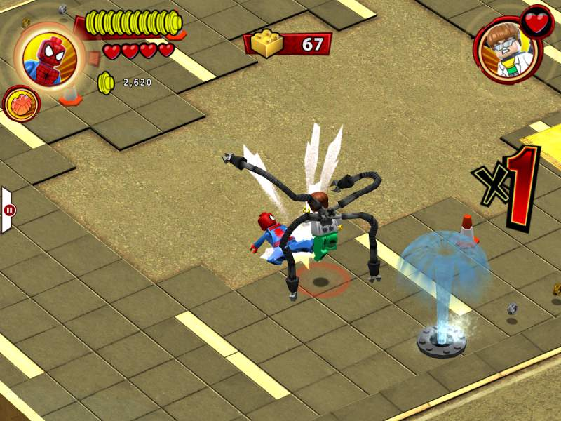 LEGO® Marvel™ Super Heroes – Online Games and Apps