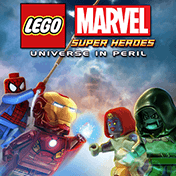 LEGO Marvel Super Heroes иконка