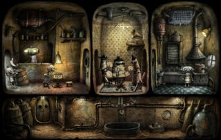 Машинариум (Machinarium)