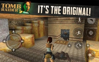 ��������������� ������� 1 (Tomb Raider I)