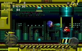Соник CD (Sonic CD)