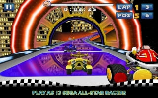 Соник и все звёзды СЕГА: Гонки (Sonic and SEGA All-Stars: Racing)