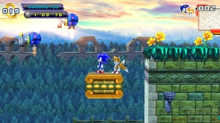 Соник 4: Эпизод 2 (Sonic 4: Episode II)
