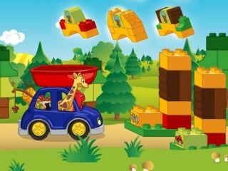 ЛЕГО ДУПЛО Лес (LEGO DUPLO Forest)