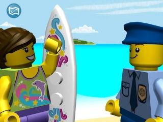 ���� ������: ����� (LEGO Juniors: Quest)