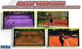 Виртуальный теннис: Соревнование (Virtual Tennis: Challenge)