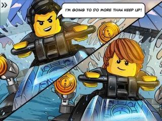 ЛЕГО Ультраагенты (LEGO Ultra Agents)