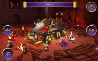 ЛЕГО Ниндзяго: Турнир (LEGO Ninjago: Tournament)