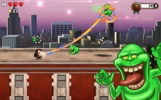 Побег от монстров (Monster Dash)