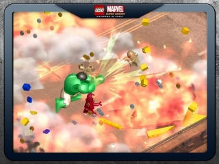 ЛЕГО Супергерои Марвел (LEGO Marvel Super Heroes)