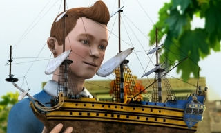 Приключения Тинтина (The Adventures of Tintin)