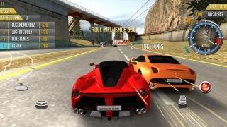 Адреналиновая гонка: Гипермашины (Adrenaline Racing: Hypercars)