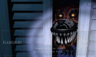 ���� ����� � ������ 4 (Five Nights at Freddy's 4)