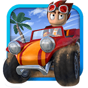 ������� ����� �� �����: ���� (Beach Buggy: Blitz)