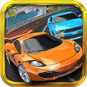 Turbo Racing 3D иконка