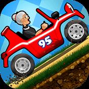 Злая бабушка: Гонки (Angry Gran: Racing)