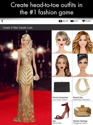 �������� ����: ������� (Covet Fashion: Shopping Game)