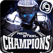 ����� �����: �������� (Real Steel: Champions)