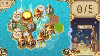 Ракетный остров (Rocket Island)