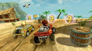 Пляжные гонки на багги (Beach Buggy: Racing)