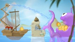Брызгалка: Острова (Sprinkle: Islands)