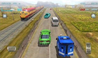 Быстрый ураган: Гонки 3D (Turbo Racing 3D)