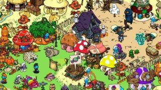 Деревня смурфиков (Smurfs' Village)